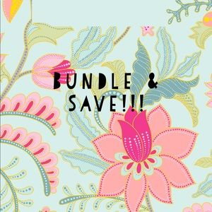 $$Bundle & Save!!!$$ 20% off 2+ items!